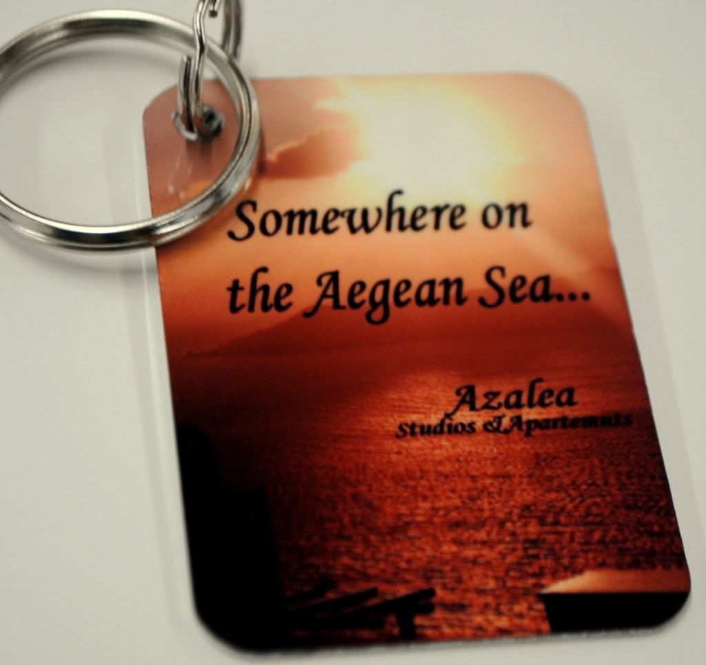 """Somewhere on the Aegean Sea"""