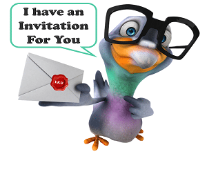 Invitation For You
