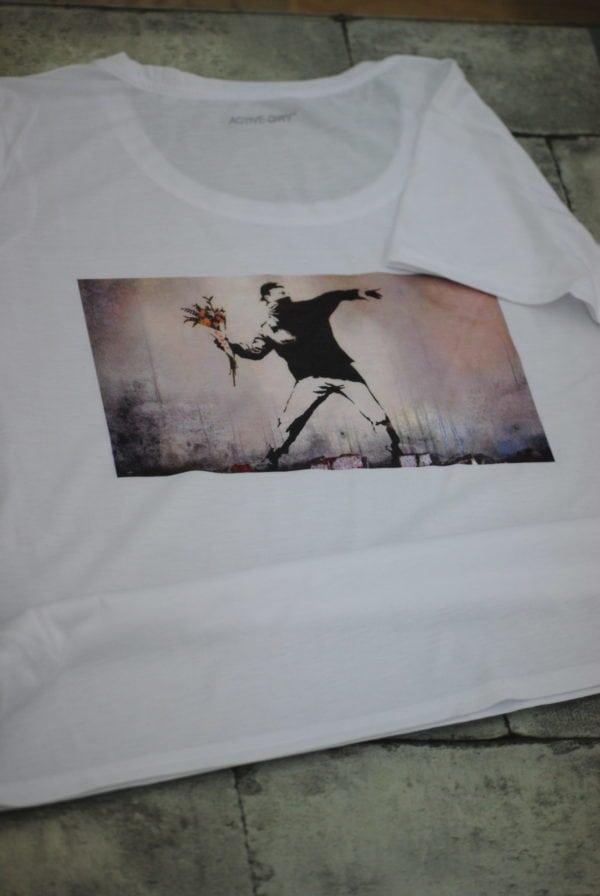 T-Shirt Bansky