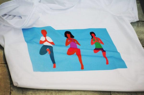 T-Shirt_ Yoga
